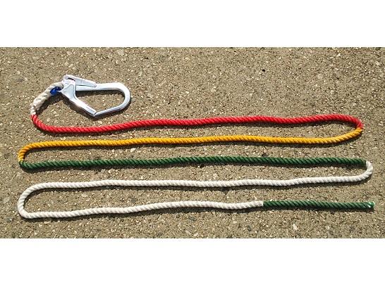 333運動用 介錯ロープ(3色仕様) 5m用画像