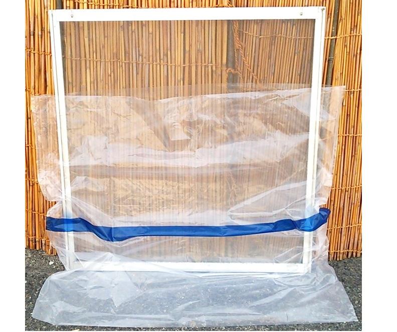 網戸収納袋(サイズ識別ライン付)