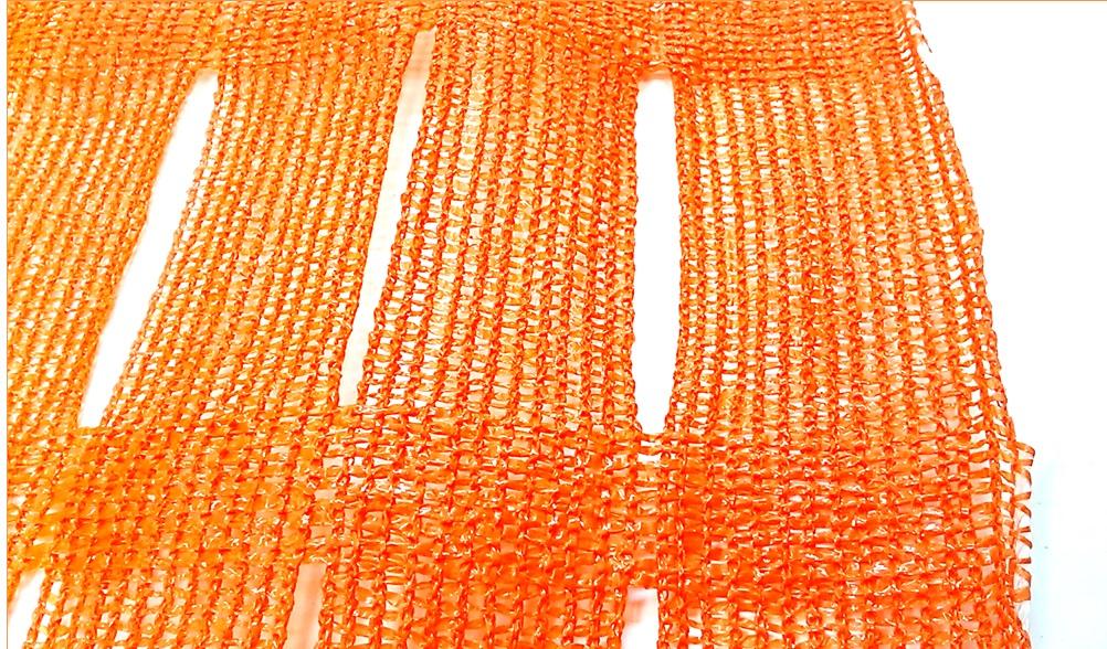 オレンジネット1×50m画像