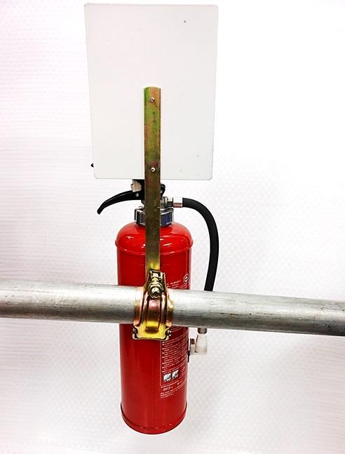 消火器ハンガー画像